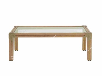 Table BIARRITZ rectangulaire GM